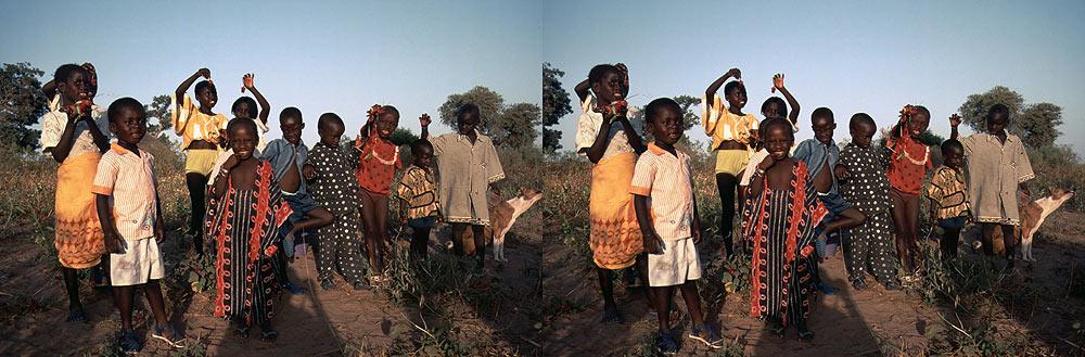 Kinder im Senegal