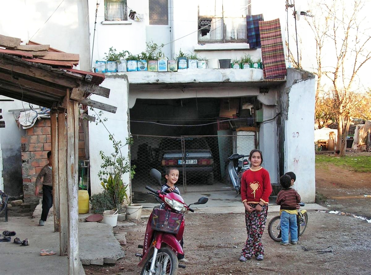 Kinder in der Türkei