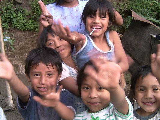 Kinder in Guatemala