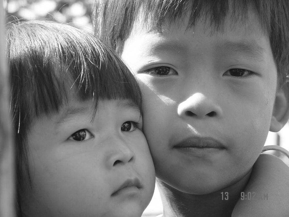 Kinder in Hoi An