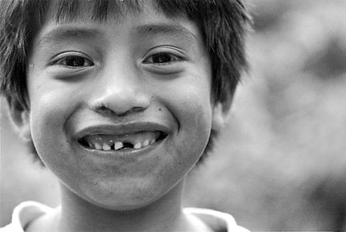 Kinder in Mittelamerika Nr.3 - ANTIGUA, GUATEMALA