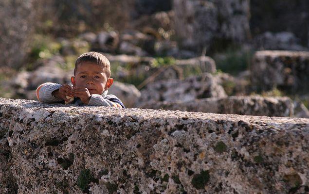 Kinder in Syrien, 3