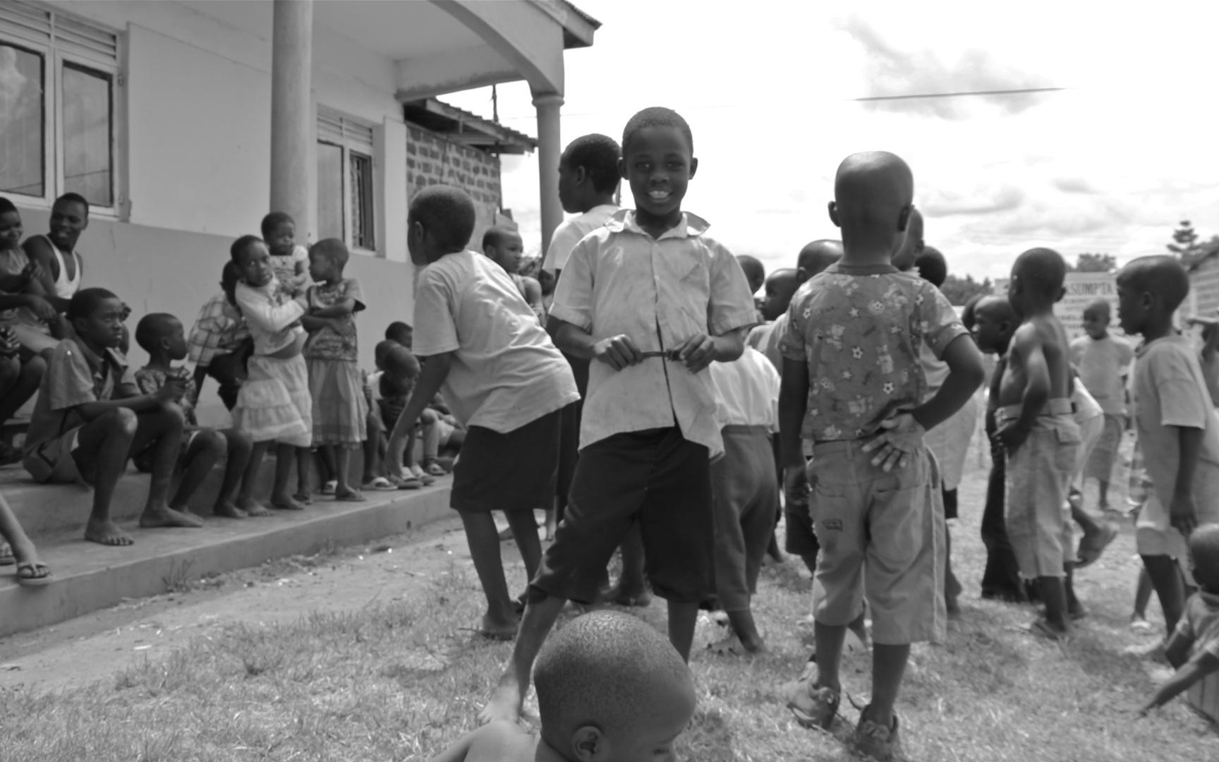 Kinder in Uganda (4)