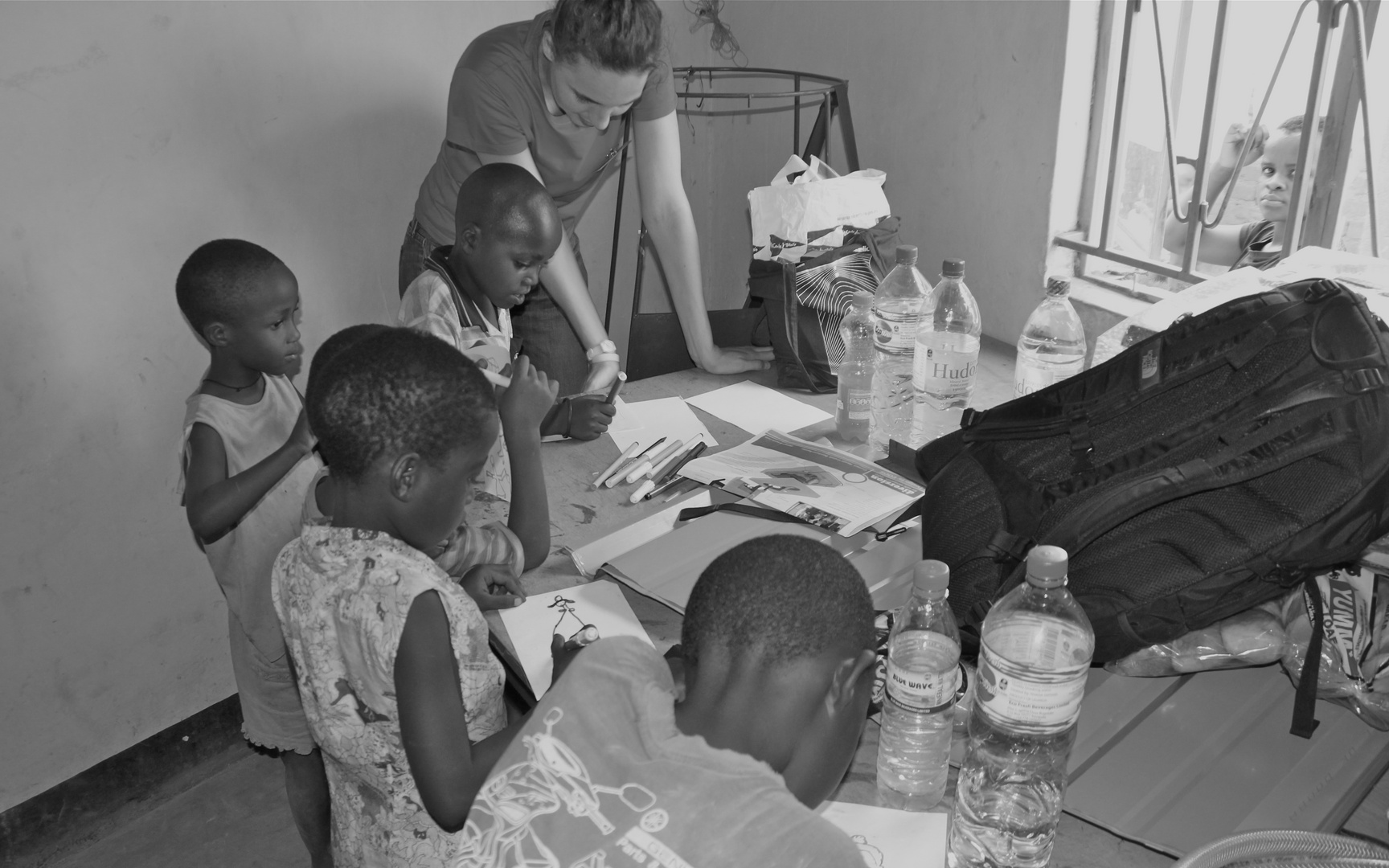 Kinder in Uganda (5)
