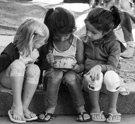 Kinder kennen keine Ethnien...