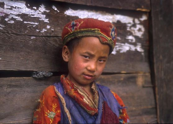 Kinder Nepals 2