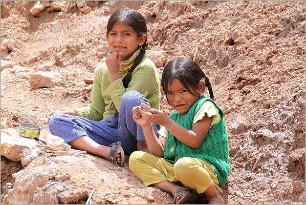Kinder Peru Salinas