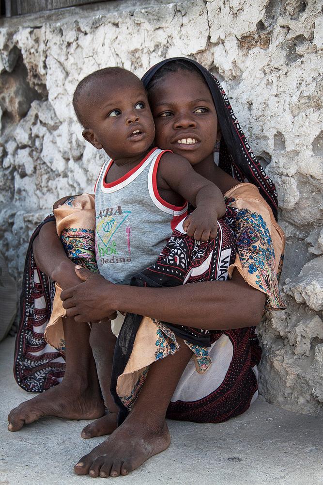 Kinder Sansibars 2
