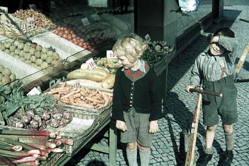 Kinder um 1938