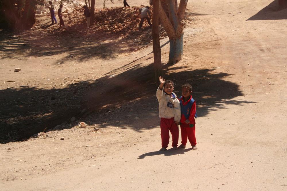 Kinder vom NIL