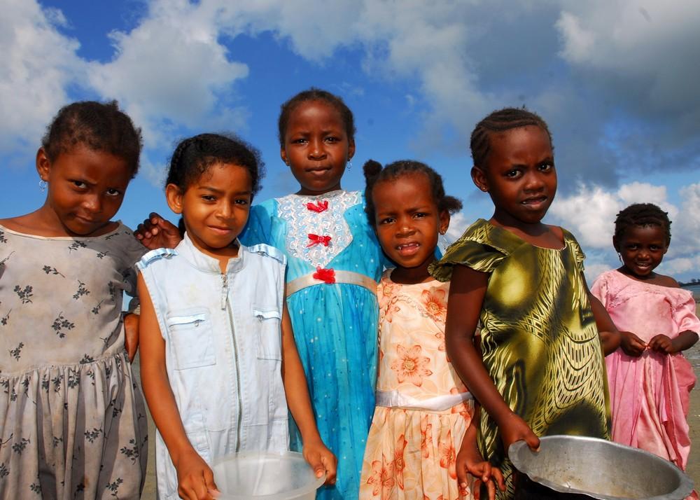 Kinder Zanzibars