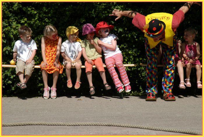 Kinder&Clown