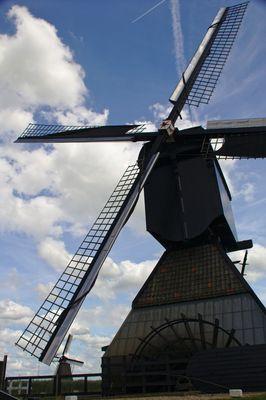Kinderdijk – Mühle