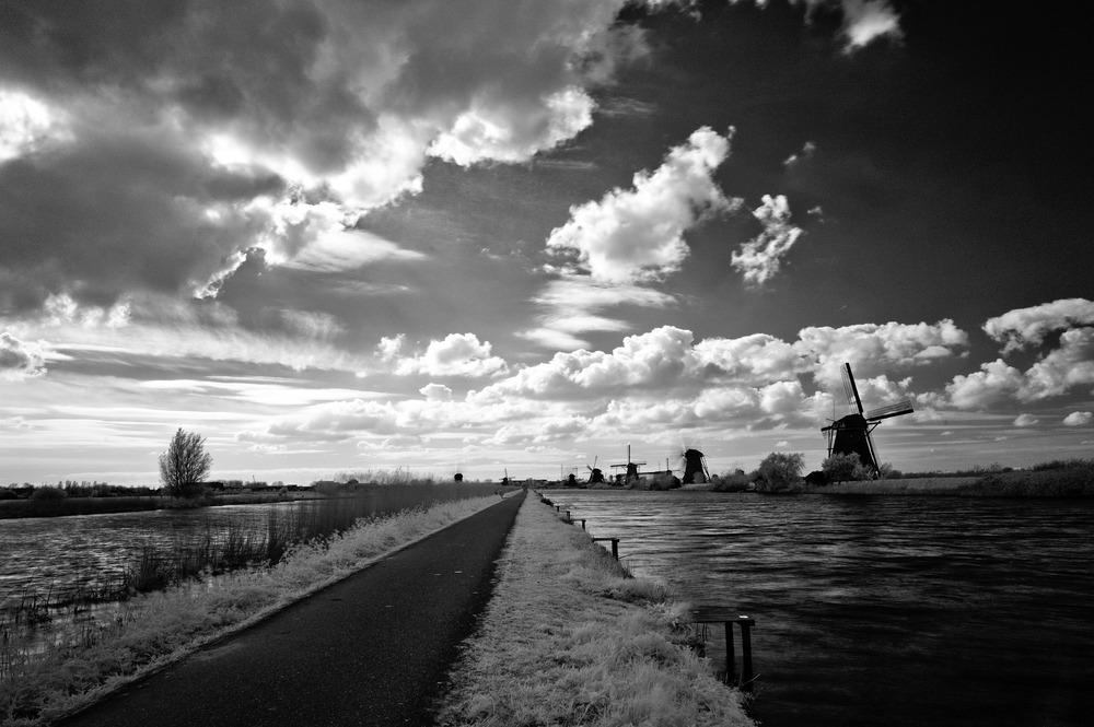Kinderdijk, The Netherlands, 2013