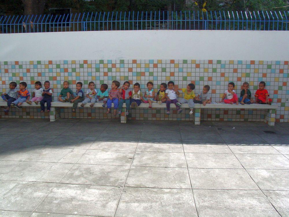 Kindergarten in Rio