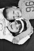 Kindergartenfotografie - Xenia & Maximilian
