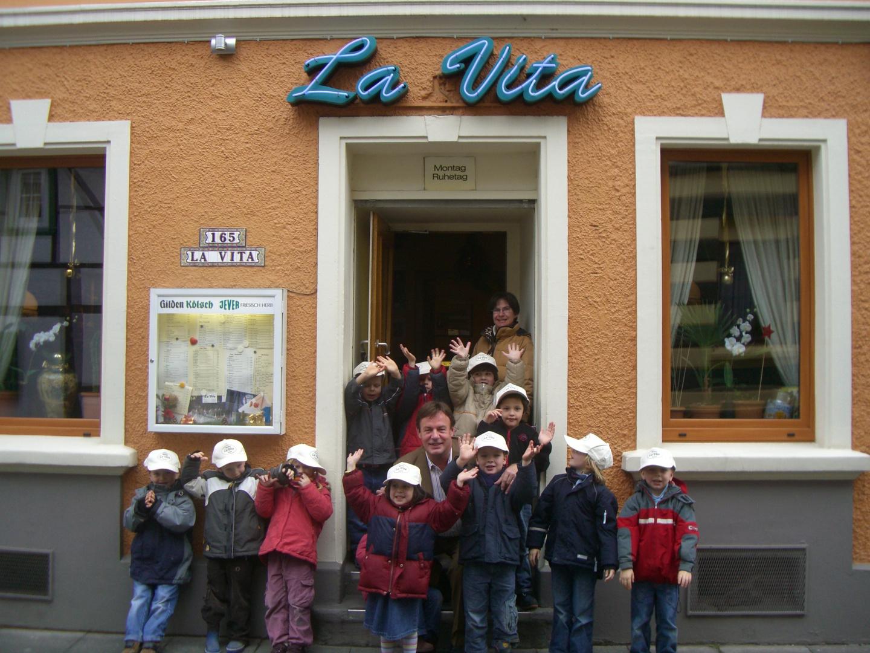 Kindergeburtstag im Bonner La Vita