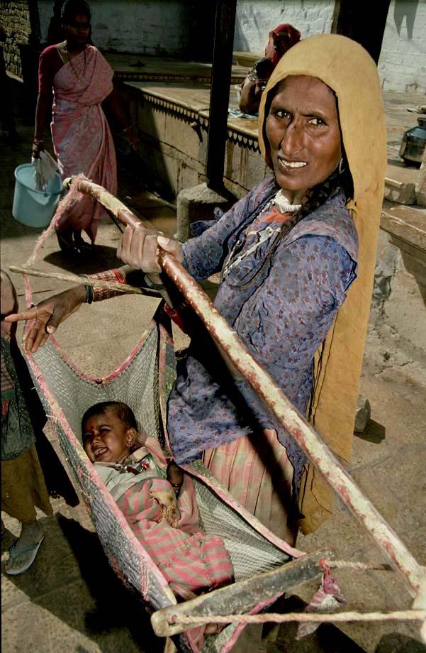 Kinderhängematte