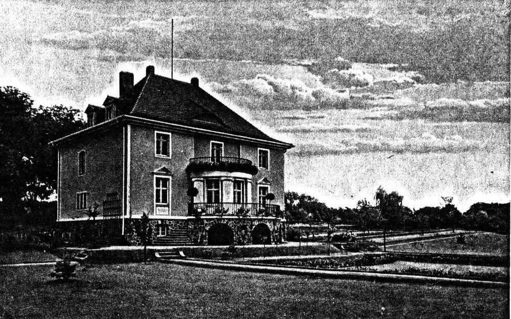 Kinderheim Neustrelitz in den 50ger