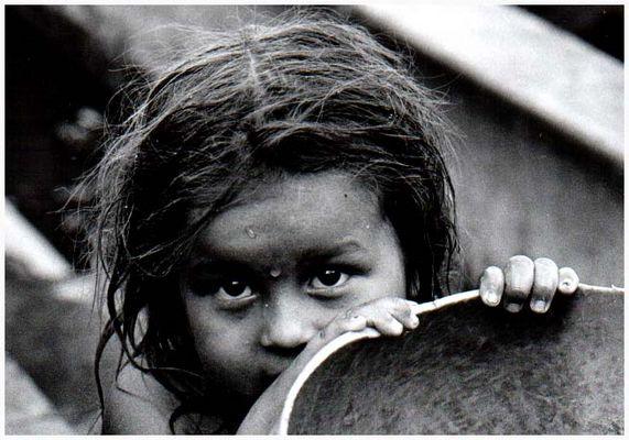Kinderportrait Nicaragua