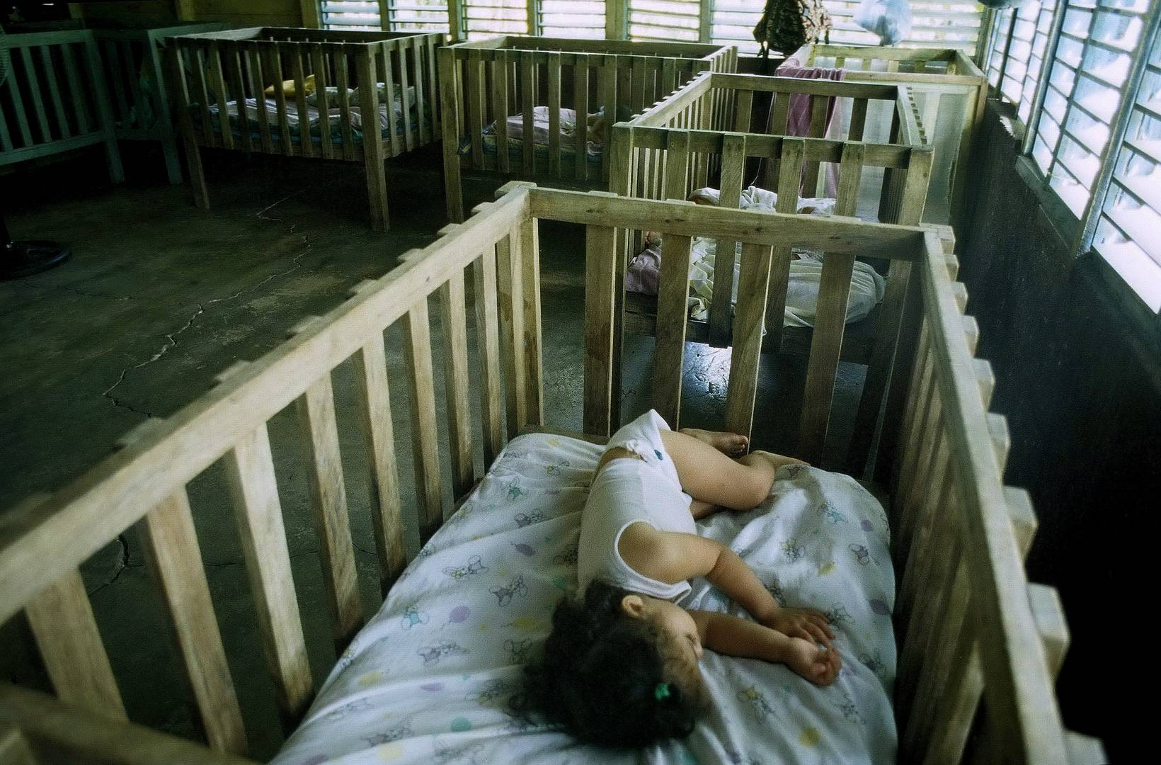 Kindertagestätte CDI - San Carlos 2004