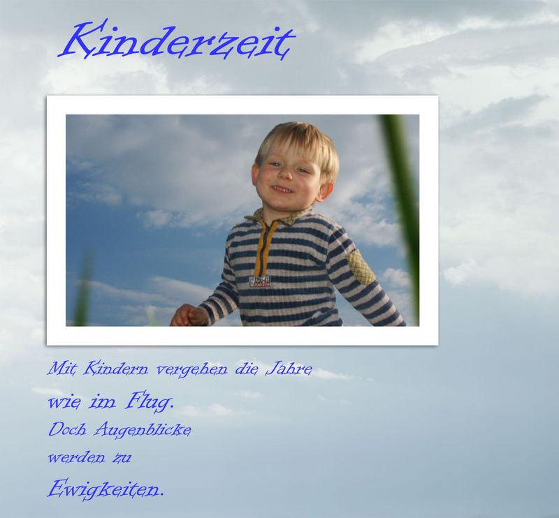 Kinderzeit