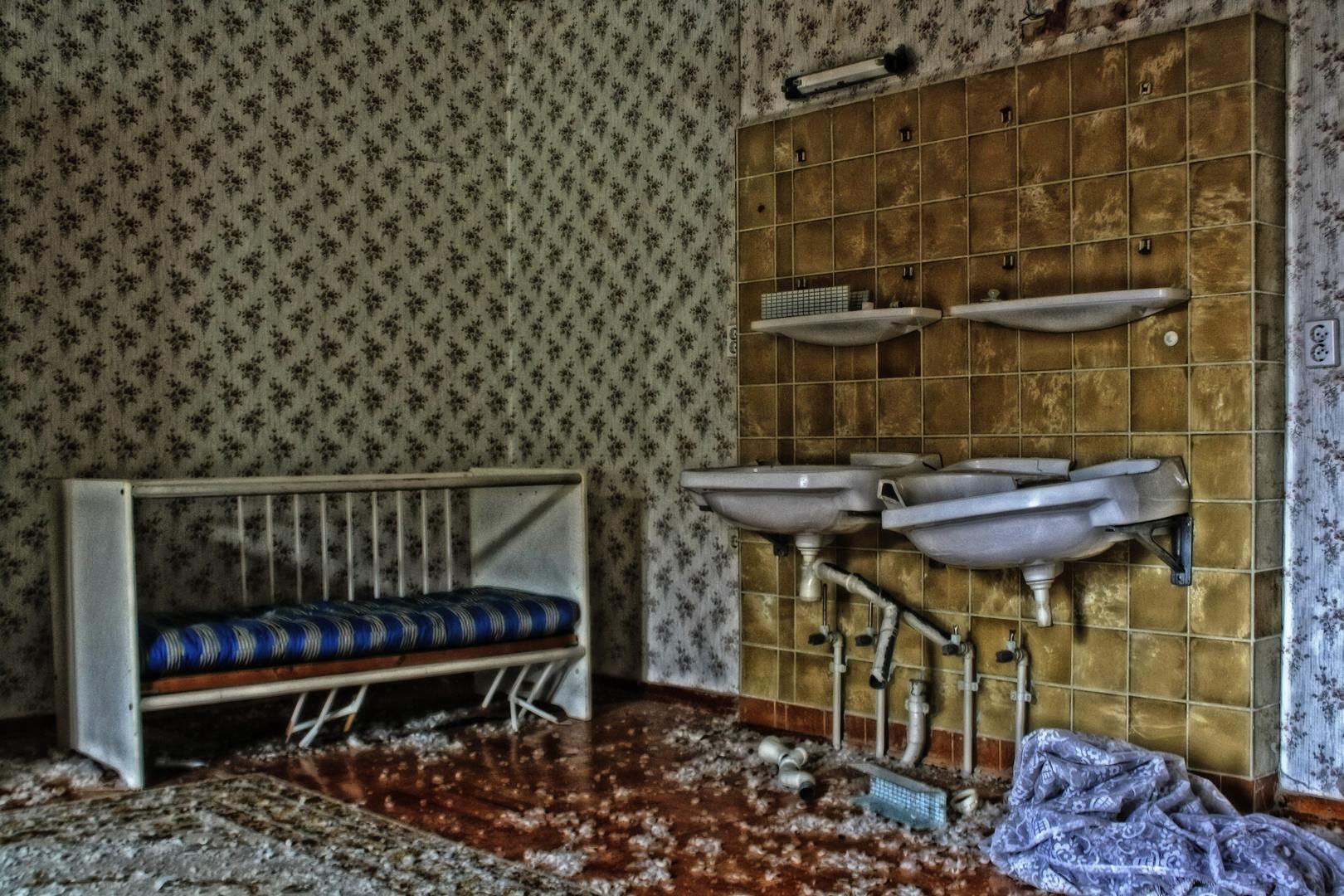Kinderzimmer NVA