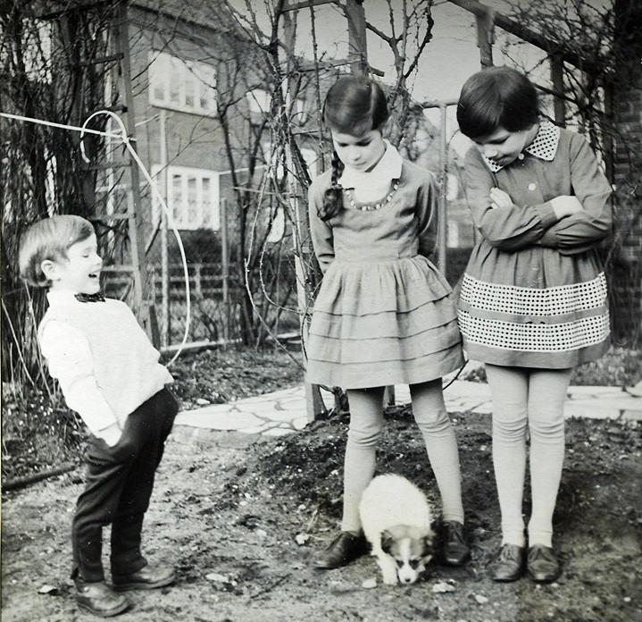 kindheit in den 60er jahre foto bild kinder kinder im schulalter menschen bilder auf. Black Bedroom Furniture Sets. Home Design Ideas