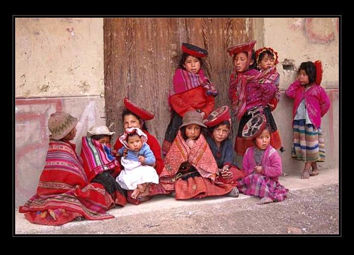 Kinds in Peru
