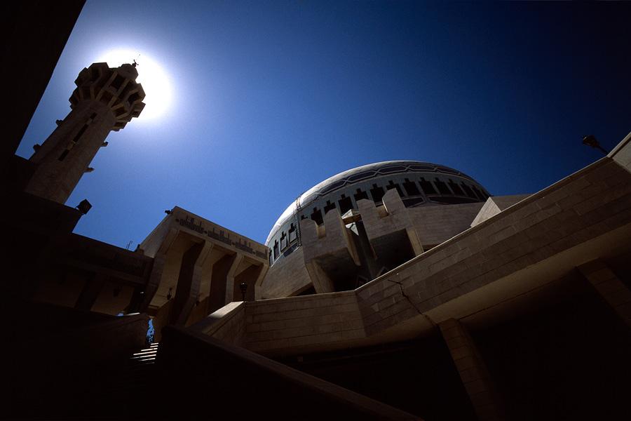 King Abdullah-Moschee in Amman