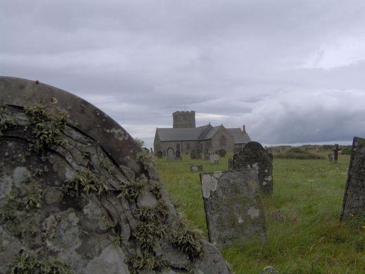 King Arthur's kapelle