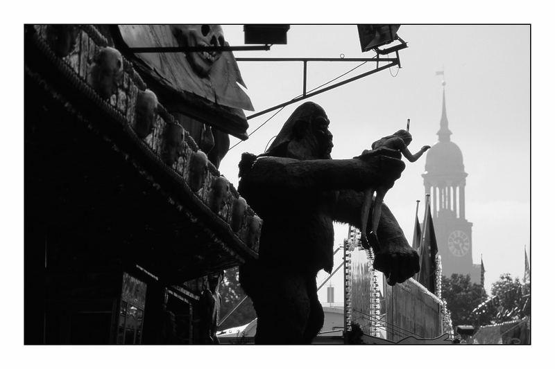 King Kong, die weisse Frau und der ....
