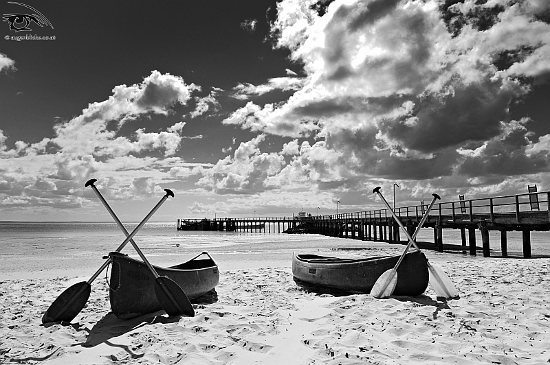 Kingfisher Bay auf Fraser Island