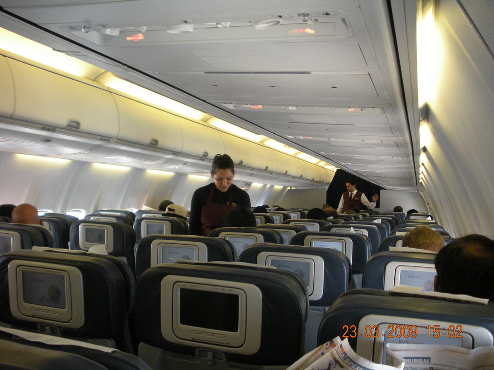 Kingfisher Flight Coimbatore to Mumbai