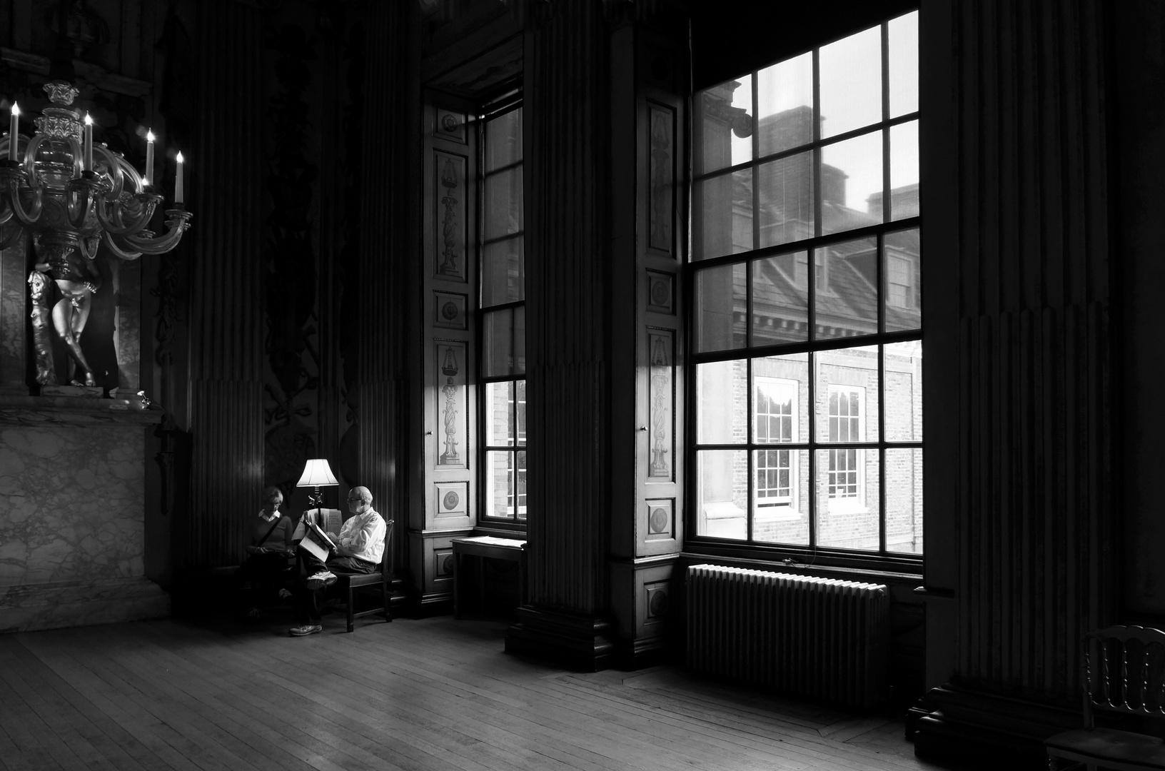 King's apartment, Kensington Palace