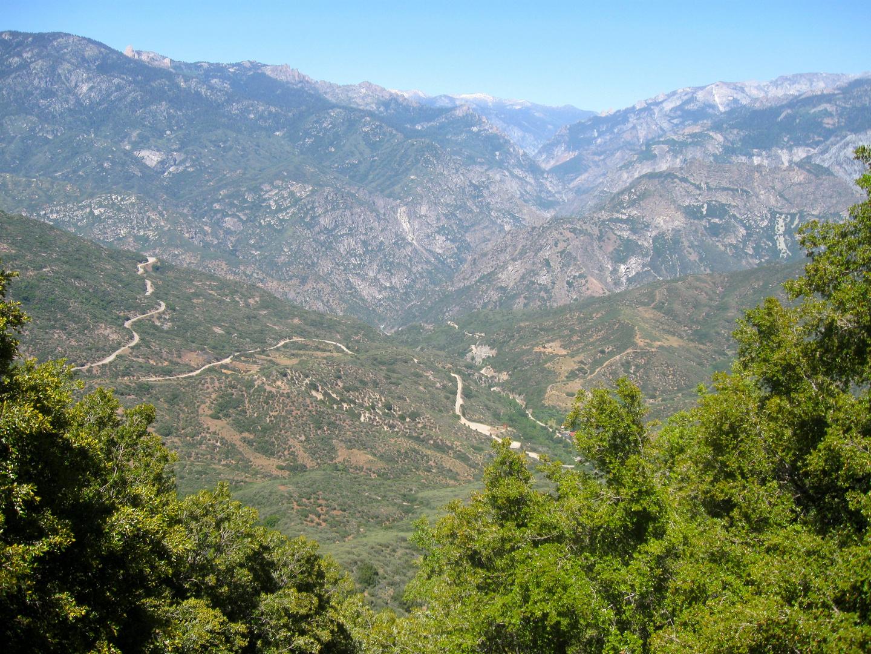Kings Canyon - das tiefste Tal