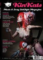 Kinkats Cover Ausgabe 7 mit Emilie Autumn