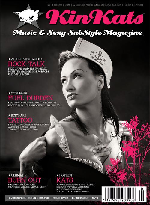 KinKats / Das Magazin N°1