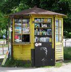 Kiosk in Polen