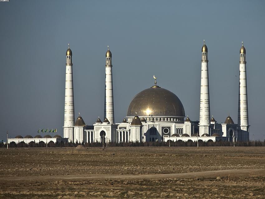 Kipchak-Mosque