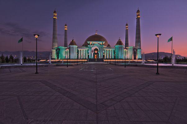 Kiptschak Mosque (HDR)