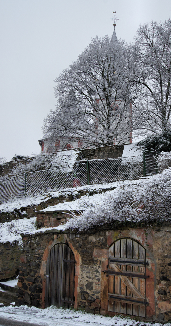 Kirchberg in Dauernheim