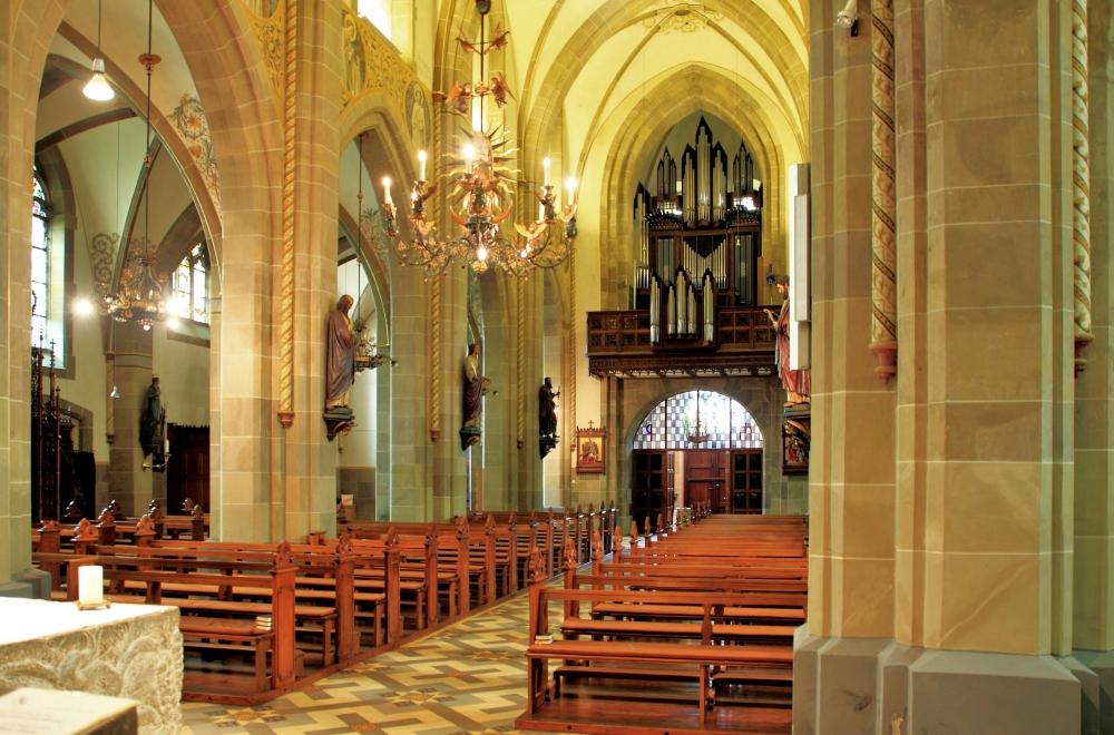 Kirche Aldekerk 2