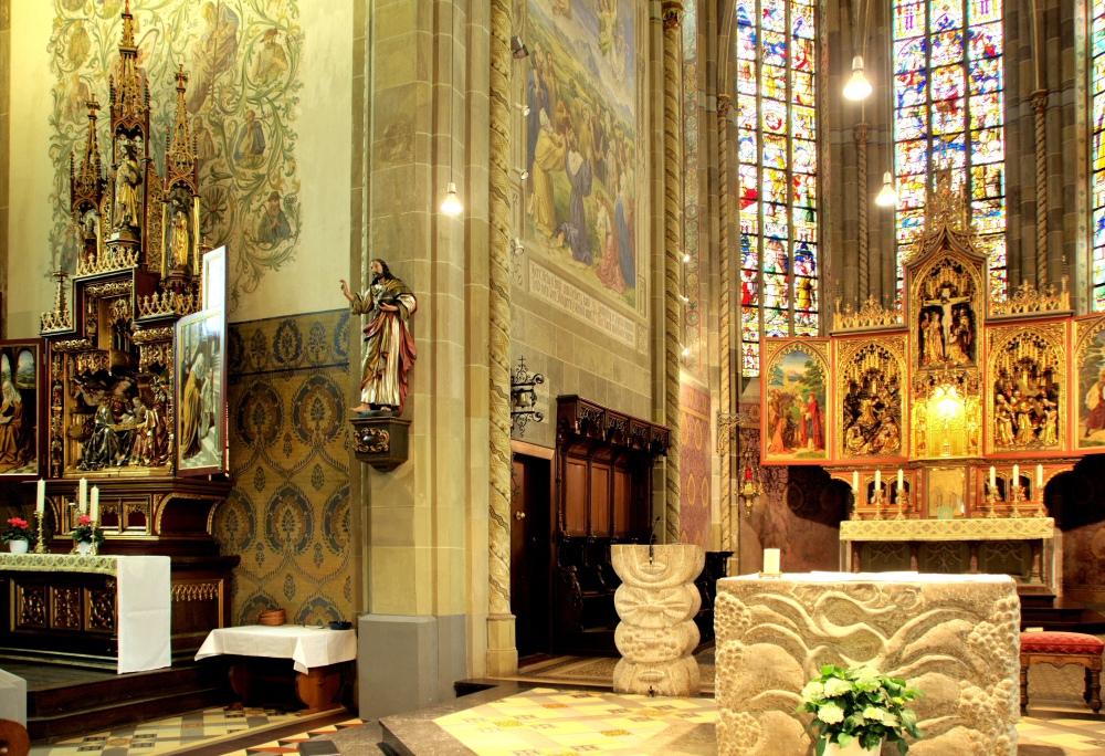 Kirche Aldekerk 5