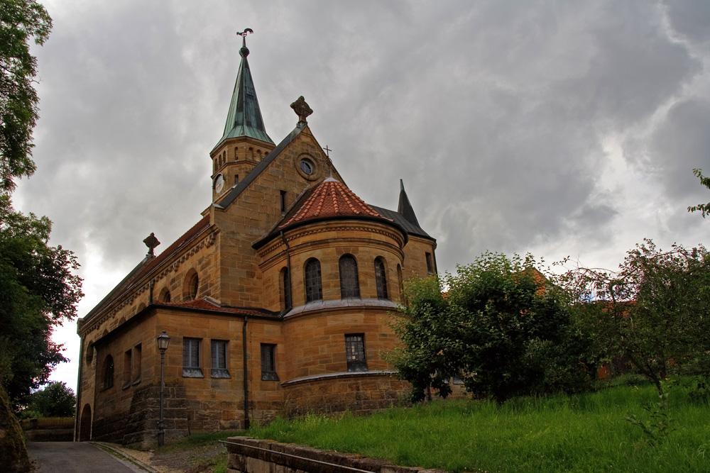 Kirche Altenstein