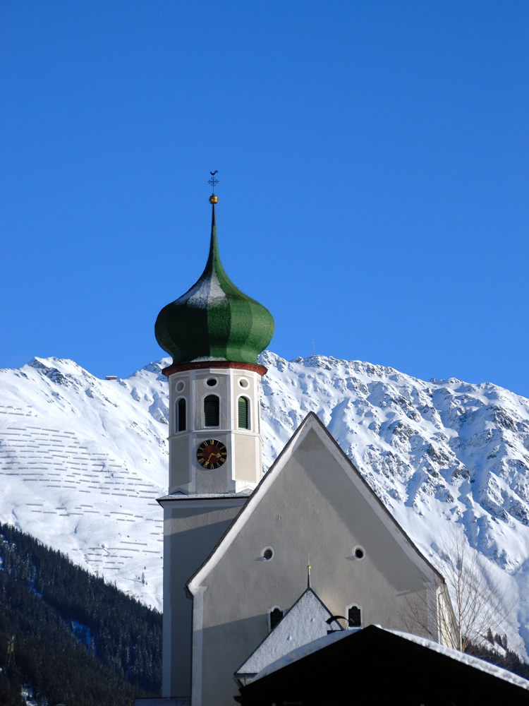 Kirche am Bartholomäberg