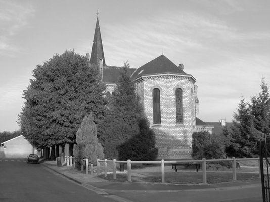 Kirche am Rande