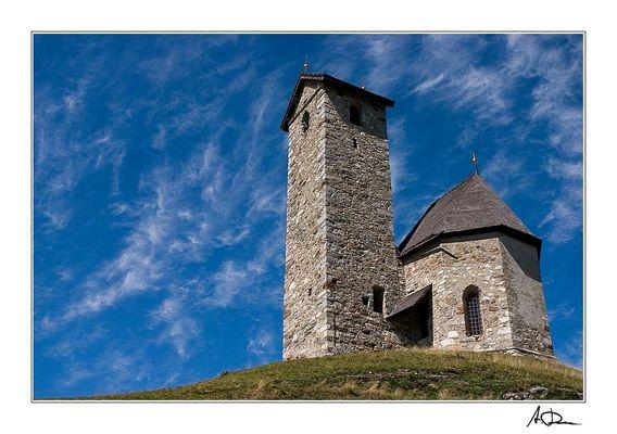 Kirche am Vigiljoch II