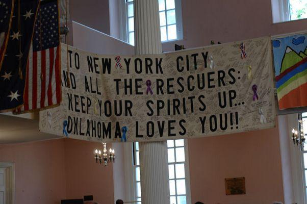 Kirche am WTC