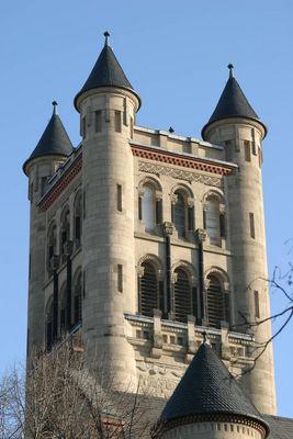 Kirche auf dem Fürstenplatz